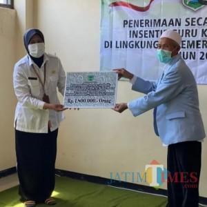 1.895 Guru Keagamaan di Kota Batu Terima Insentif, Anggaran Capai Rp 4,7 Miliar