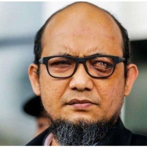 "KPK Tagih Novel Baswedan soal Bukti 8 ""Orang Dalam"" Azis Syamsuddin"