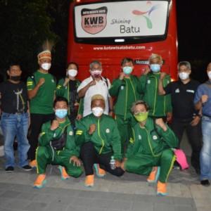 7 Atlet PON XX Kota Batu Tiba, Harus Isolasi 5 Hari