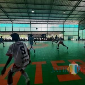 Cari Pemain Berbakat, GP Ansor dan AFKAB Kediri Gelar Turnamen Liga Internal Futsal