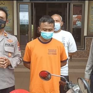 Ibu Bonceng Anak Dijambret, Pelaku Dibekuk di Jalan Buntu