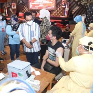 Vaksin Booster Segera Didistribusikan untuk Warga Kota Malang, Pelaksanaan Tunggu Instruksi Pusat