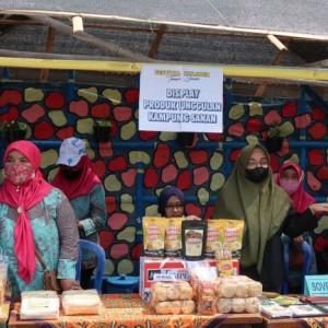 Wali Kota Sutiaji Apresiasi Inovasi Olahan Tempe di Festival Kuliner Tempe Sanan