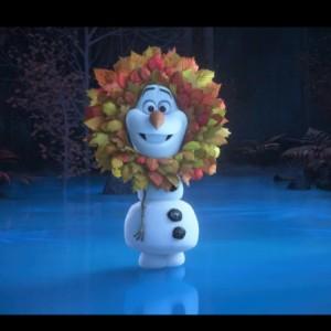 'Olaf' Si Manusia Salju Beraksi Jadi Putri Disney, Siap Sapa Penggemar 12 November