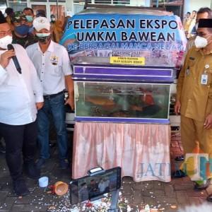 Produk UMKM Pulau Bawean Diekspor ke Mancanegara