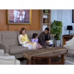 Sinopsis Ikatan Cinta RCTI 18 Oktober 2021, Reyna Bilang Nino Panggil Dirinya Anak, Apa yang Dilakukan Al?