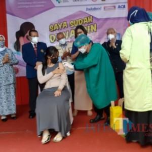 Gencarkan Vaksinasi Ibu Hamil, Kota Malang sudah Suntik 500 Orang