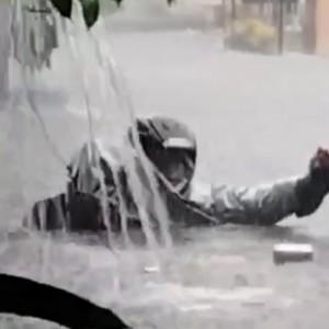 Hujan Lebat di Kota Malang Sebabkan Banjir, BPBD Kota Malang: Hampir Merata
