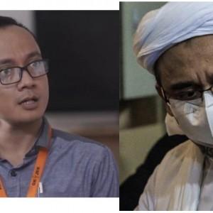 Kronologi McDanny Hina Habib Rizieq yang Berujung Permintaan Maaf dengan Suara Lirih