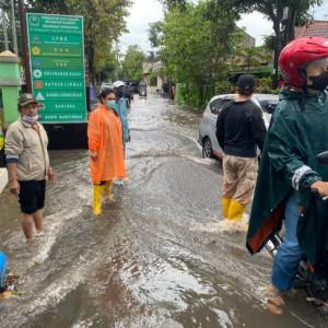 Hujan Deras, Ini 23 Titik di Kota Malang yang Alami Banjir