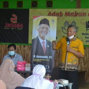 Gelar Reses, Waka DPRD Kota Malang Asmualik Sasar Warga Kelurahan Purwodadi