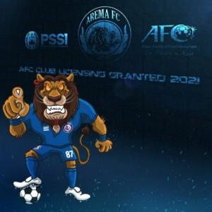 Arema FC Pertahankan Status Klub Profesional Versi AFC