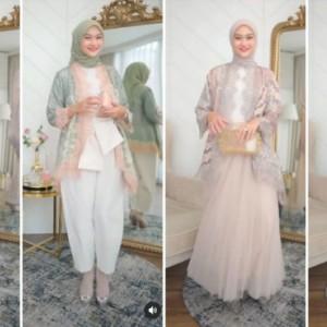 Bisa Ditiru, Simple dan Elegan Busana Batik untuk Acara Kondangan