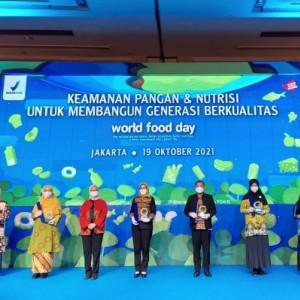 SDN Model Malang Juara 1 Lomba PJAS Aman BPOM RI