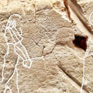Hantu Tertua di Dunia Terlukis di Lempeng Tanah Liat, Selama Ini Ada di Museum