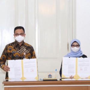 Top! Pemkab Blitar dan Pemprov DKI Jakarta Perpanjang Kerja Sama di Bidang Pangan