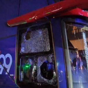 Bus Dilempar Oknum hingga Pecah, Manajemen Arema FC Kecewa