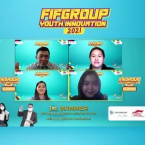 Dorong Inovasi Mahasiswa, FIFGROUP Umumkan 5 Kelompok Terbaik Pemenang FIFGROUP Youth Innovation 2021
