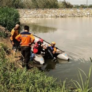 Pencarian Paino Korban Terseret Sungai Brantas di Kabupaten Malang Libatkan Tim Basarnas