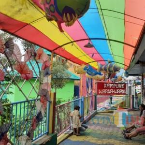 Kota Malang PPKM Level 2, Pengajuan PeduliLindungi Kampung Tematik Belum Turun