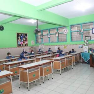 PPKM Level 2, Jam Belajar Sekolah Tatap Muka di Kota Malang Tak Ada Perubahan