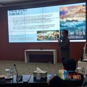 Peneliti Cagar Budaya Jatim Beber Temuan Bangkai Kapal Van Der Wijk di Laut Lamongan