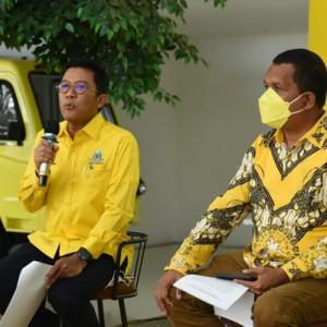 Puji Jokowi, Partai Golkar Nilai Program Bansos Keluarkan Indonesia dari Tekanan Ekonomi