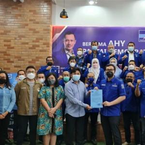 DPP Partai Demokrat Terima Pendaftaran Bakal Calon Ketua DPD Jatim Bayu Airlangga