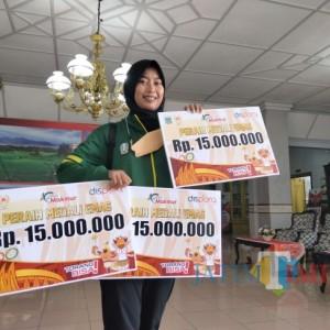 Sabet 3 Emas di PON XX Papua, Bunga Arbela Bersiap di Kancah Inrernasional
