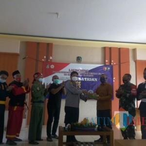 Ini Cara Perguruan Pencak Silat Jagad Ksatrian Mewujudkan Keamanan Kerukunan dan Persatuan di Banyuwangi