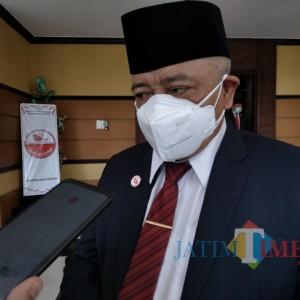 Capaian Vaksinasi Lansia di Kabupaten Malang Sempat Rendah, Bupati Sanusi: Cuma Terlambat Entry Data