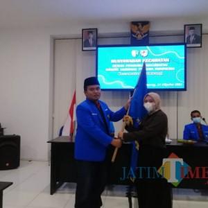 Holimun Nikmah Terpilih Jadi Ketua DPK KNPI Kecamatan Sampang
