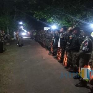 Banser di Tulungagung Peringati Hari Santri dengan Rangkaian Acara Ini di Rejotangan