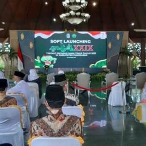 Soft Launching Pelaksanaan MTQ XXIX di Pamekasan Dihadiri Langsung Gubernur Jawa Timur