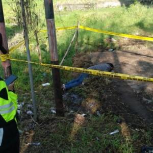 Warga Temukan Pria Tak Sadarkan Diri Tengkurap di Bawah Jembatan Kali Lanang Kota Batu