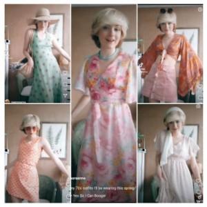 Summer Outfit ala 70'an, Bisa Ditiru untuk Gaya Old Fashion Nih