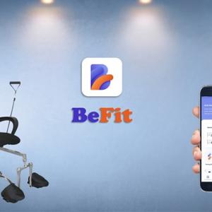 BeFit Smart Chair, Inovasi Kursi Pintar Pencegah Sitting Disease Buatan Mahasiswa UM