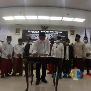 Pertama di Kota Malang, Dewan Sepakati Permohonan Hibah Barang Milik Daerah ke PCNU