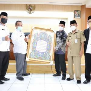 Kota Kediri Kirim 25 Wakil Ikuti MTQ XXIX Tingkat Provinsi Jawa Timur Tahun 2021