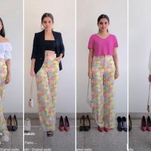 Anti Nyentrik, Styling Floral Pants untuk Berbagai Gaya
