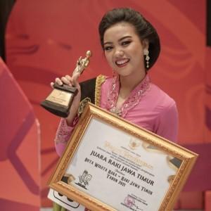 Firsta Yufi Amarta, Wakil Banyuwangi yang Raih Gelar Juara Raki Jawa Timur Tahun 2021