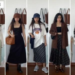 Anti Ribet dan Tetap Santai, Styling Long Skirt Outfit Berikut Bisa Ditiru Lho