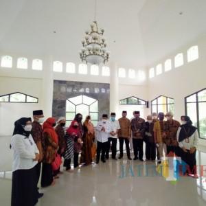 Berkat Jimpitan 1000, SMPN 1 Kota Malang Miliki Masjid Temu Bhakti