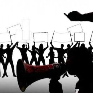 Jokowi-Ma'ruf Dicap Gagal, Mahasiswa-Buruh Sampaikan 13 Tuntutan di Aksi Demo Hari ini